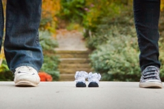 Maternity Photo Feet & Booties